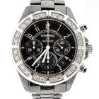 Chanel H1178 Ceramic Automatic Diamond Chronograph Watch