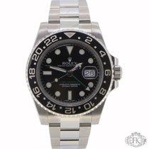 Rolex GMT Master ii | Stainless Steel Ceramic Bezel | 116710LN