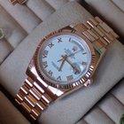 Rolex DAYDATE ROSEGOLD REF 118235 ++LC126++NEAR NOS++President...