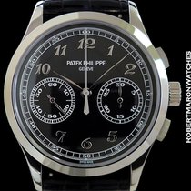 Patek Philippe 5170g 18k White Gold Black Breguet Dial New Box...