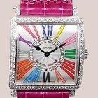 Franck Muller Master Square Lady Color Dream · Diamonds 6002 M...