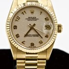 Rolex Mid Size president Yellow Gold 68278