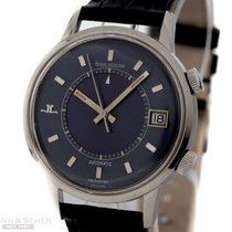 Jaeger-LeCoultre Vintage MEMOVOX Automatic 875-42 Stainless...