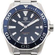 TAG Heuer Aquaracer 41 Quartz Blue Dial