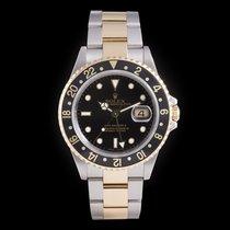Rolex Gmt Master II Ref. 16713 (RO3328)