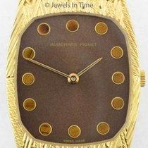 Audemars Piguet Vintage Dress Mens Mechanical 18k Yellow Gold...