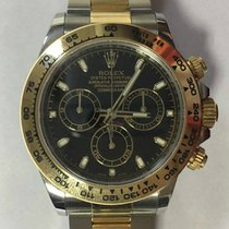 Rolex Oyster Perpetual Daytona 2014 Gold Steel Ref.116523