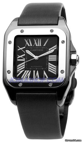Cartier Santos 100 Medium Watch W2020008