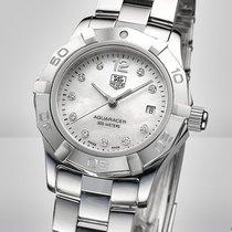 TAG Heuer Aquaracer Diamanten Damenuhr WAF1415.BA0824 Diamonds...