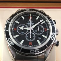 Omega Seamaster Planet Ocean and steel ref.2218.50.00
