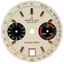 Breitling Chrono - Matic for Automatic Chronograph