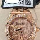 Audemars Piguet Ladies Royal Oak Diamonds New 40% off