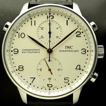 IWC Portugieser Chronograph Rattrapante, ref. 3712, NOS