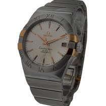 Omega Constellation Men's Automatic in 2 Tone