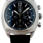 TAG Heuer Monza CR2113-0 Sapphire-Blk Dial-SS case-Automatic-c...