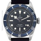 Tudor stainless steel Black Bay Heritage