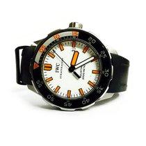 IWC Aquatimer Automatic Orange Rare Steel 44 mm