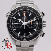Omega Seamaster Planet Ocean New Model  Ceramic Chronograph