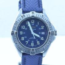 Breitling Colt Quartz Herren Uhr Klassiker 37mm Top Zustand