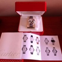 Cartier Pasha C Automatic Chronograph Stainless Steel 35mm...