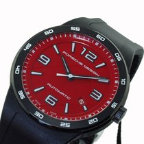 Porsche Design Herren Uhr Automatik Flat Six P631043731167