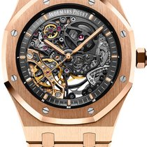 Audemars Piguet Royal Oak Skeleton Double Balance