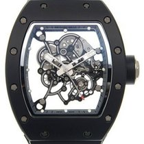 Richard Mille Bubba Watson RM055 Titanium Transparent 2014
