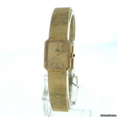 Concord Classic Mini Yellow Gold Ladies Pre-owned Watch