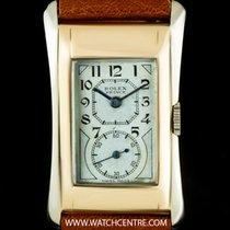 Rolex Steel & 9k Y/G Silver Dial Vintage Prince Gents 971