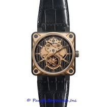 Bell & Ross BR01-Tourbillon Pre-Owned