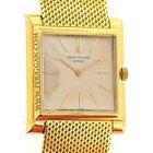 Patek Philippe 18k yellow gold vintage gent's dress watch