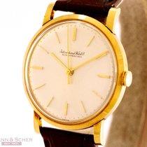 IWC Vintage Gentleman´s Watch Ref-1205 in 18k Yellow Gold...
