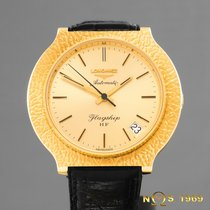 Longines Flagship HF 18K Gold  1970'S  Automatic Men's...