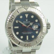 勞力士 (Rolex) Yachtmaster Blue Box+Papiere  LC100