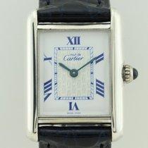 Cartier Must Quartz Silver Lady 2416