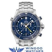 Omega - Seamaster 300 M GMT Chronograph Ref. 212.30.44.52.03.001
