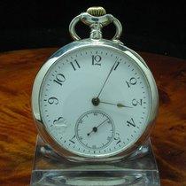 Chopard & Favre 800 Silber Open Face Taschenuhr