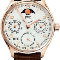 IWC Portugieser Perpetual Calendar Moonphase IW502306