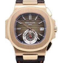 Patek Philippe 5980 R Nautilus Chronograph 18ct rose gold