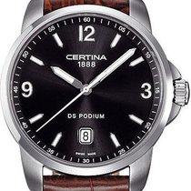 Certina DS Podium C001.410.16.057.00 Herrenarmbanduhr Klassisc...