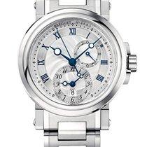 Breguet Brequet Marine 5857 Stainless Steel Men's Watch