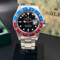 Rolex GMT-Master 16750 never polished
