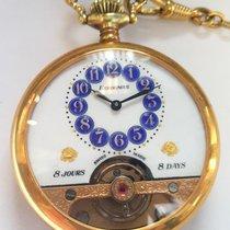 Hebdomas 8 days pocket watch - Switzerland , 1900s
