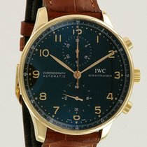 IWC Portugieser Rose Gold