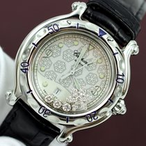 Chopard Happy Sport Snowflake Dancing Diamonds B&P