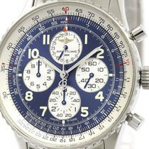 Breitling Navitimer Airborne Chronograph Steel Watch A33030...