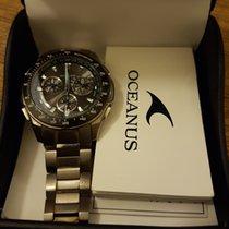Casio Oceanus OCWM800TBA-1A Super Chronograph (no Casio branding)