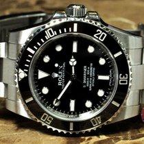 Rolex No Date Submariner Ceramic