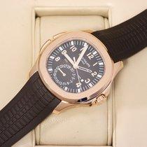 Patek Philippe Aquanaut Travel Time 5164R-001