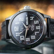 Ball Engineer Master II Black DLC Day-Date